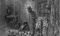 Image of Houndsditch (1872) by Gustave Dore