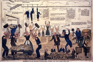 resistance to the new poor law 1834: the way to the workhouse there was resistance to the new poor law in northern manufacturing districts of east lancashire and west yorkshire and parts of.