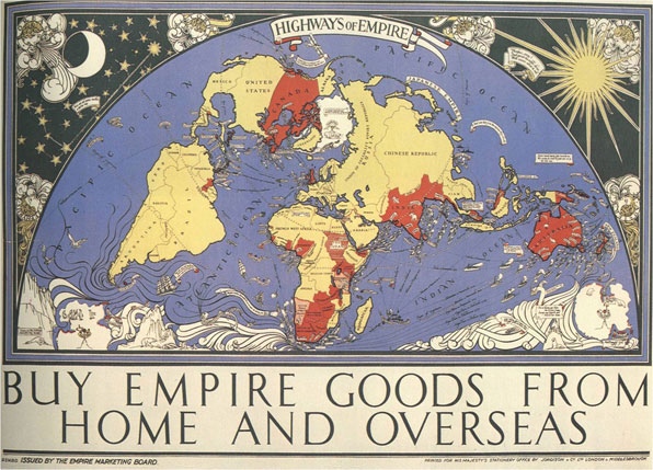 Researching the British Empire and Commonwealth  The National