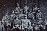 Shankill Road Contingent Imperial Yeomanry, 1900, cat. ref. COPY 1/446