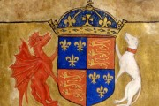 Henry VII Coat of Arms, cat. ref. E33/1