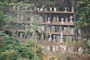 Hong Kong colonial cemetery, Image courtesy of Christine Thomas