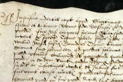 KB9-625 (241) Jane Shaxspere coroner's inquest report 12 Eliz I Hil (drowned in mill pond at Upton Warren, Worcs, aged 2)