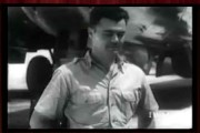 Interviews with crew members of the 'Enola Gay'