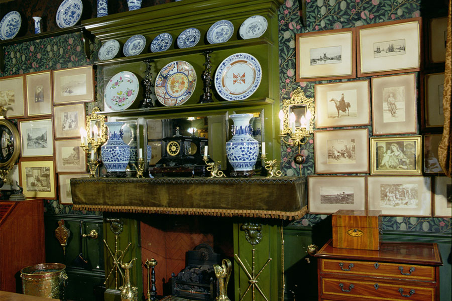 A Momentous Question Decorating The Victorian Home The