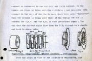 Turing notes on Enigma page 3 (catalogue reference: HW 25/3)