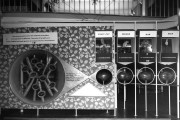 Science Exhibition, Chromosomes (catalogue reference: WORK 25/214/1951)