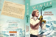 Cover of 'Winter Games', by Rachel Johnson