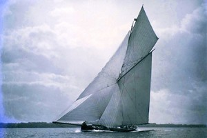 Yacht Marguerite 1884 (catalogue reference COPY 1/370)