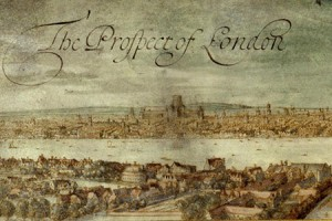 River Thames, London 1662, by Jonas Moore (catalogue reference WORK 38/331)