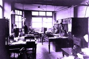 HMSO, Underwood Street, interior of office, 1916-1917 (catalogue reference STAT 20/391)