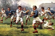 Rugby, by Hugh Thompson (catalogue reference COPY 1/232)