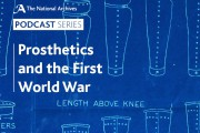 A podcast about the First World War's impact on the development of prosthetics