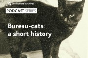 A podcast about Whitehall's official government cats