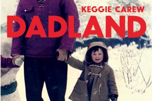 An image of the front cover of the book Dadland.
