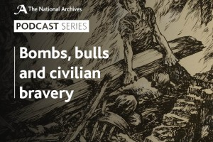 A podcast about civilian bravery during the First and Second World Wars