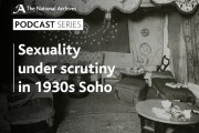 A podcast about a letter seized from an LGBT-friendly club in 1930s Soho